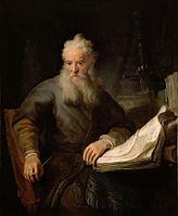 Paul the Apostle by Rembrandt, 1633